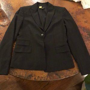 Ann Taylor black blazer